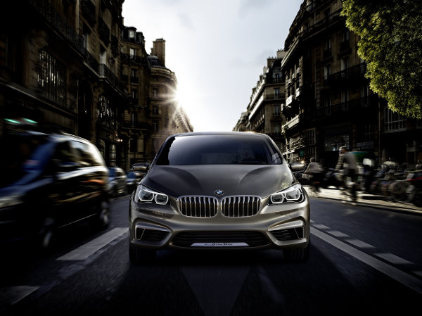BMW Concept Active Tourer (1)