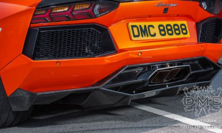 DMC launches the LP900 Aventador upgrade