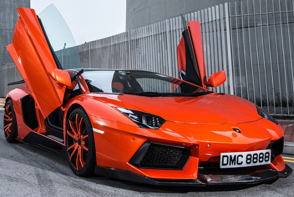 DMC LP900 Aventador upgrade