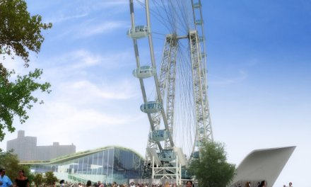 The World's Largest Ferris Wheel will be in New York soon
