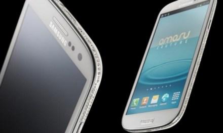 Samsung Swarovski Galaxy S3