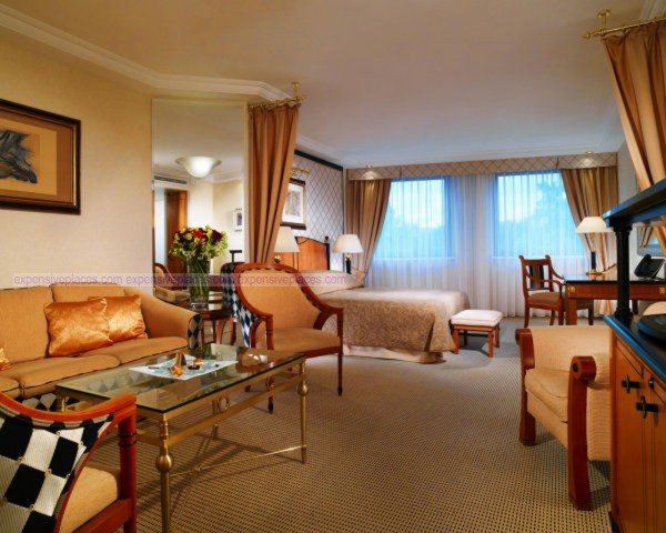 Kempinski Hotel Corvinus Budapest review (18)