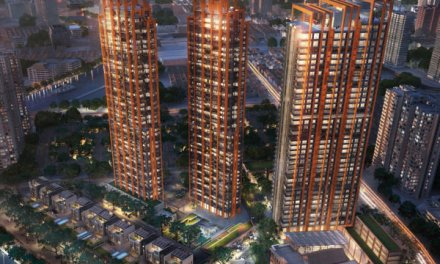 A new Bulgari Hotel in Shanghai from 2015