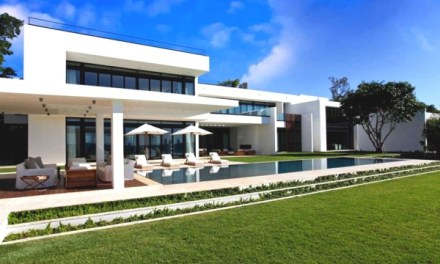 Inside the $38mil Miami Luxury Beach Waterfront Property