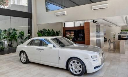 First Rolls-Royce Showroom In Latin America