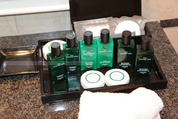 Sofitel Budapest Chain Bridge shampoo