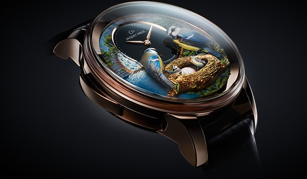 Jaquet Droz The Bird Repeater (1)