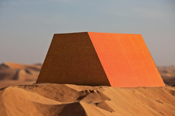Only in Abu Dhabi: The Biggest Sculpture in History