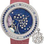 Van Cleef & Arpels at Salon International de la Haute Horlogerie