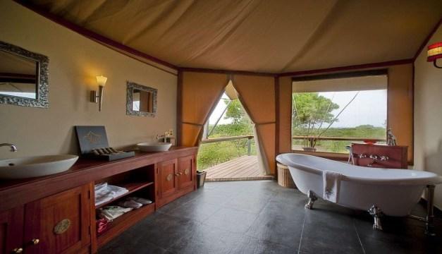 Olare Mara is Kempinski's first property in Kenya