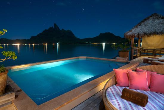 Bora Bora Resorts Inside