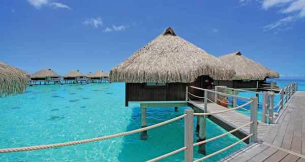 Over Water Bungalows