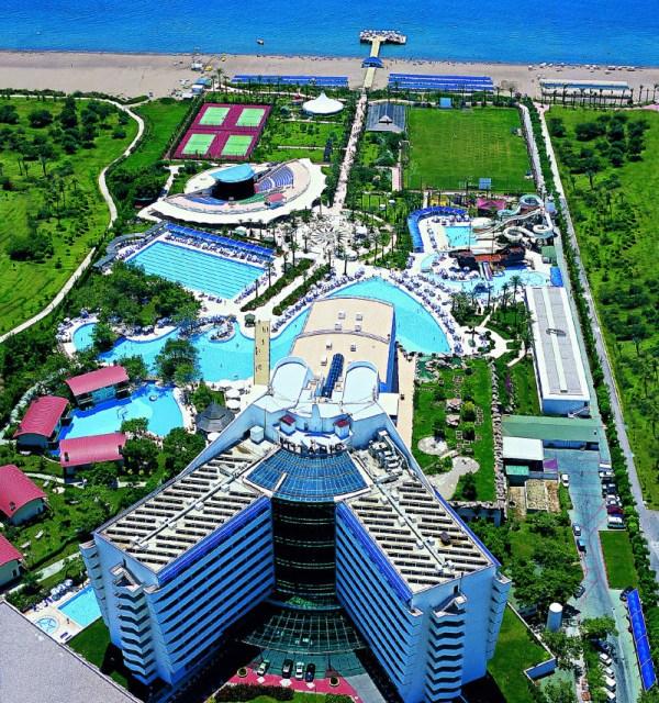 Titanic Beach Lara is The Dream Hotel of Antalya