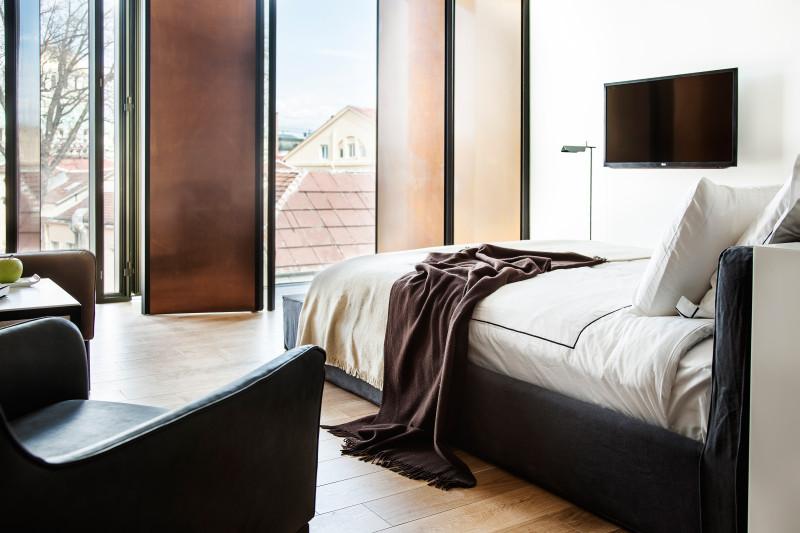Hotel Sense Sofia rooms