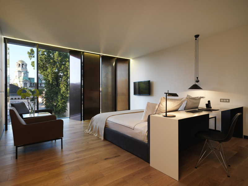 The Best Hotel in Sofia: Sense Hotel
