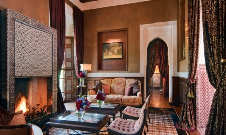 The Best of Morocco: Royal Mansour Marrakech