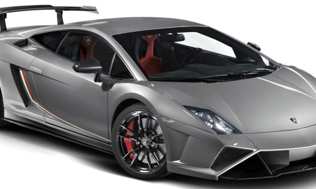 LP 570-4 Squadra Corse is The New and Most Extreme Lamborghini Gallardo