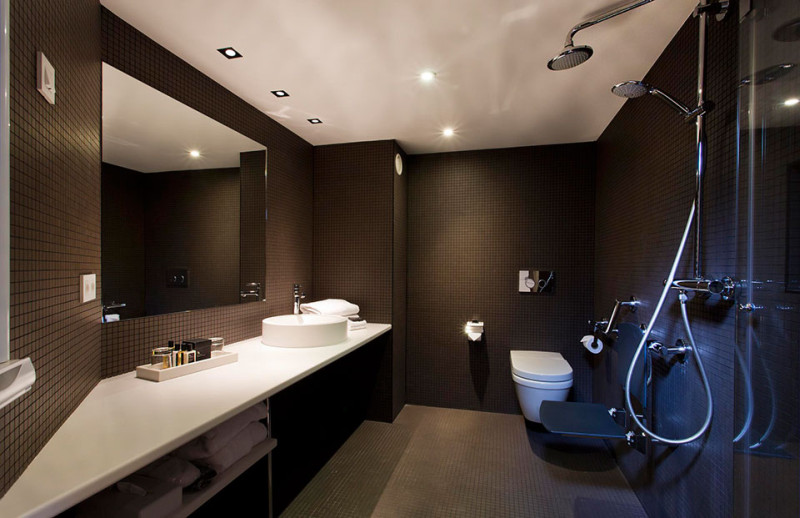 superior boutique bathroom