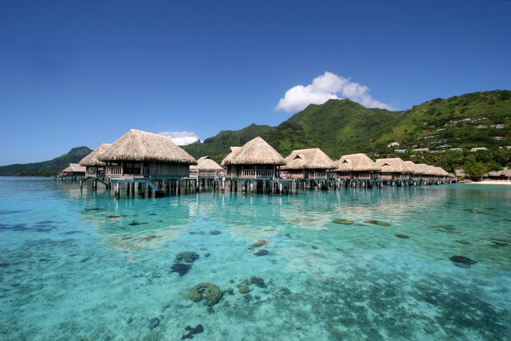 Sofitel Moorea Ia Ora Beach Resort outside view