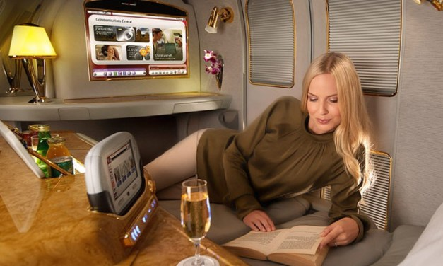 Who Has The Best First Class Flights