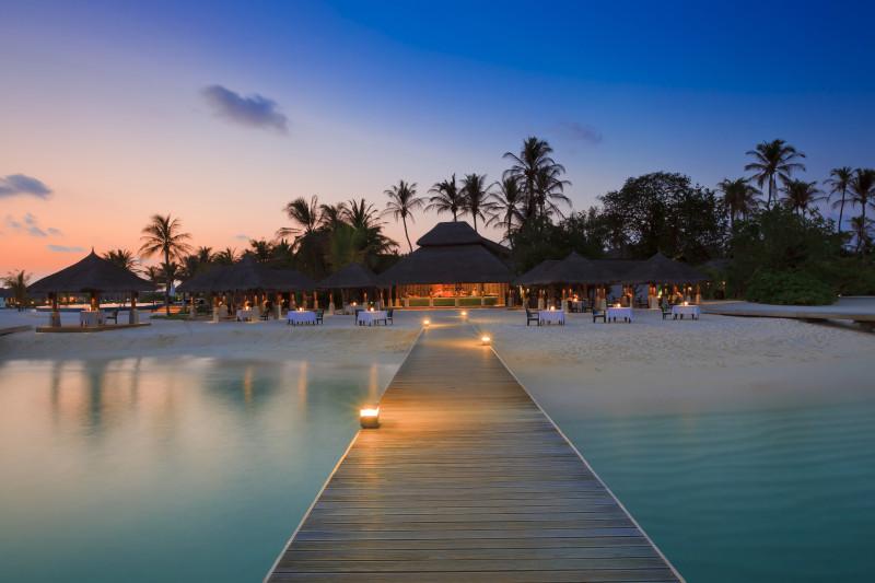 Velassaru Maldives Luxury Travel beach