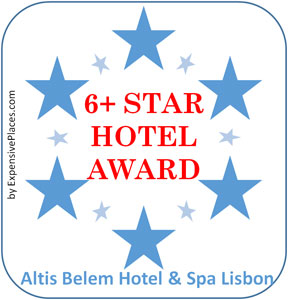 6 PLUS Star Hotel Award
