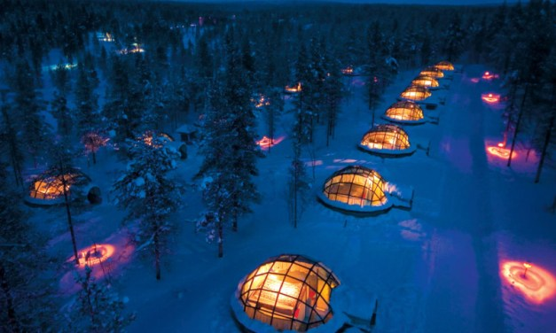 Igloo Village Kakslauttanen