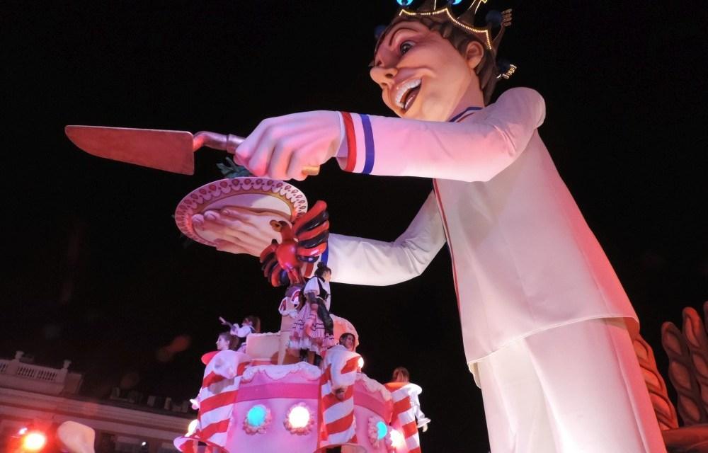 Carnival Nice – Parade Of Lights