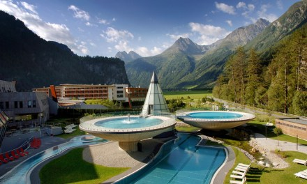 The Best Thermal SPA Resort in Austria