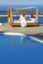 Katikies Hotel, Greece relax