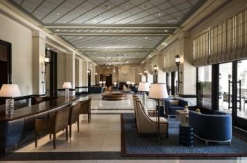 Regent Porto Montenegro Lobby