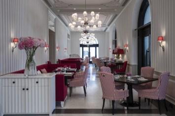 Regent Porto Montenegro Dining Room