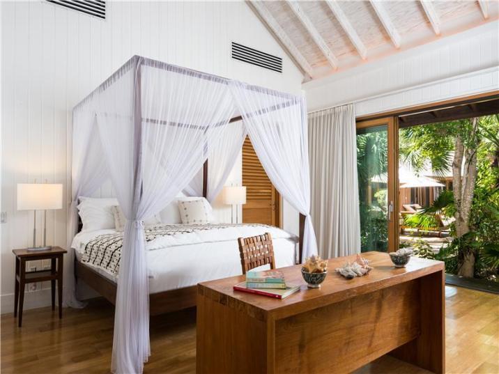 Christie Brinkley's Caribbean estate