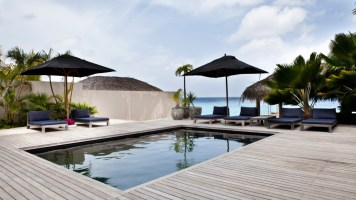 Piet Boon Bonaire pool