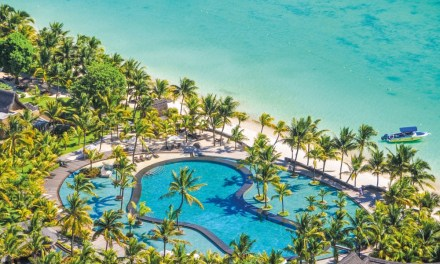 The most beautiful beach in Mauritius: Trou aux Biches Resort & Spa