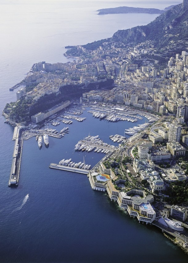The Fairmont Monte Carlo is a luxury resort hotel in Monaco
