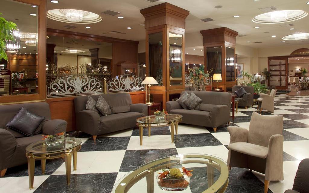 Holiday Inn Thessaloniki (review)