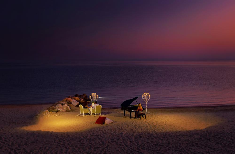 private dinner Danai Beach Resort & Villas
