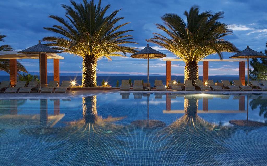 Alexandra Beach Spa Resort, Thassos