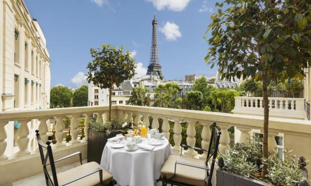 Shangri-La Hotel Paris: A Palace Hotel in Paris