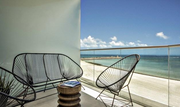 SLS Cancun is a beachfront sanctuary