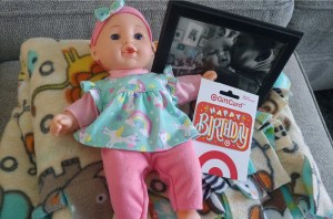 Random Acts Of Kindness Gifts Baby Doll GiftCard Child's Photo