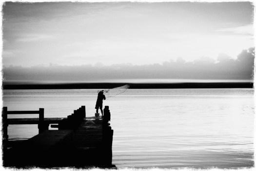 Fishing on Anna Maia Island