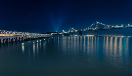 Bay Area Lights
