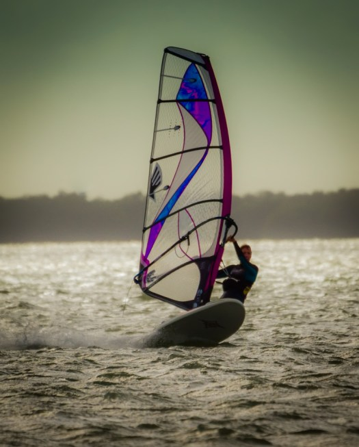 This was taken about a week ago in Tampa Bay near the Sunshine Skyway bridge when we had quite a lot of wind.