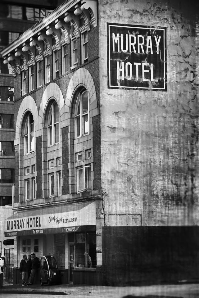 Hotel Murray, Vancouver, British Columbia, Canada