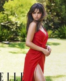 Magazine Covers - Selena Gomez Elle October