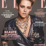 Magazine Covers Kristen Stewart In Elle Magazine France December 2019 Justfabzz