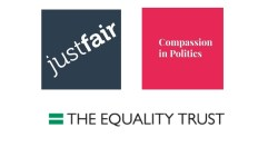 Equality Trust Comp in Pol and JF to Comm on race