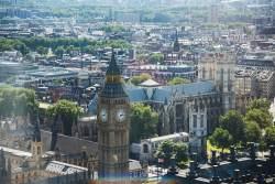 UK Parliament in London